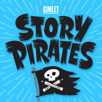 Podcast cover art for Story Pirates