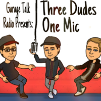 Three Dudes One Mic podcast