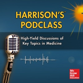Harrison's PodClass: Internal Medicine Cases and Board Prep on Apple
