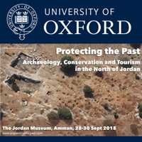 Protecting the Past: Archaeology, Conservation and Tourism in the North of Jordan podcast