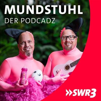 Mundstuhl – der Podcadz:Lars Niedereichholz, Ande Werner