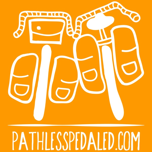 The Path Less Pedaled Podcast - Contemporary Bicycling Culture