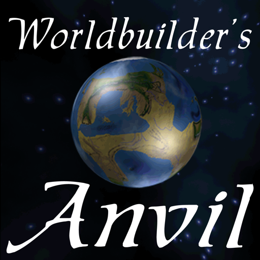 Cover image of Worldbuilder's Anvil