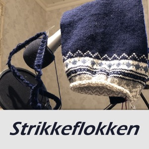 Strikkeflokken Podcast
