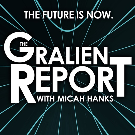 Cover image of The Gralien Report
