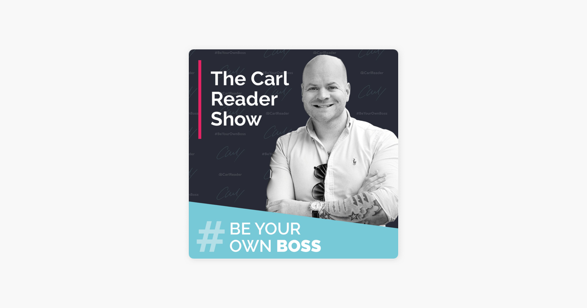 3976faa8cae  The Carl Reader Show on Apple Podcasts
