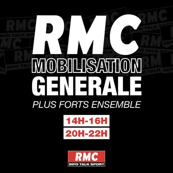 RMC Mobilisation Générale, plus forts ensemble !