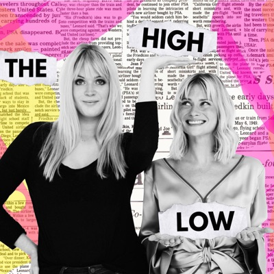 The High Low:Pandora Sykes and Dolly Alderton