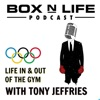 Box 'N Life Podcast - Life In & Out Of The Boxing Gym artwork