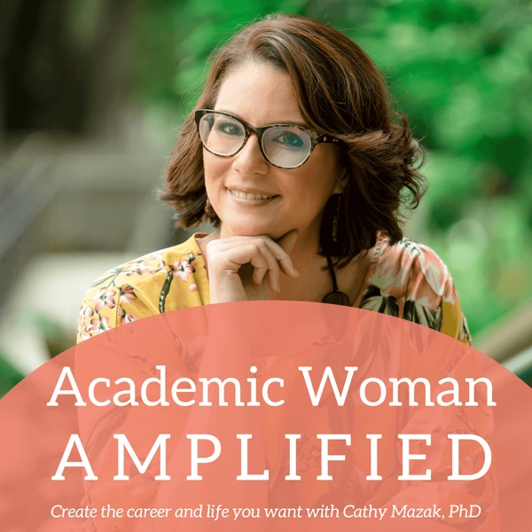 Academic Woman Amplified