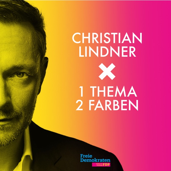 Der Podcast 1 Thema, 2 Farben in 2019