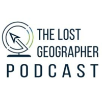 Podcast cover art of The Lost Geographer Podcast