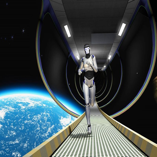Damon's Brave New World- A Science Fiction Odyssey – Podcast