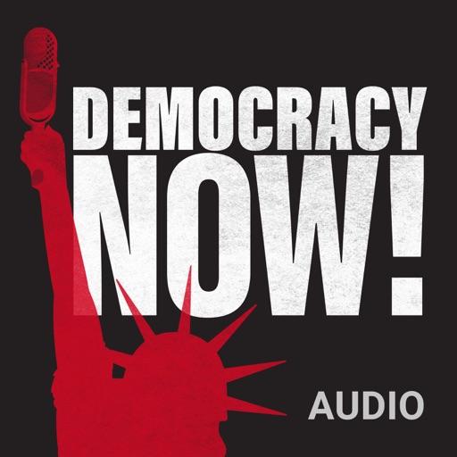Cover image of Democracy Now! Audio