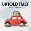 Untold Italy travel podcast artwork