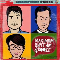 Maximum Rhythm and Booze! podcast