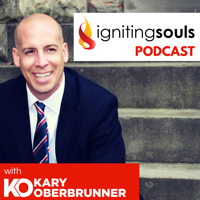 Igniting Souls Podcast with Kary Oberbrunner podcast