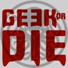 Geek Or Die artwork
