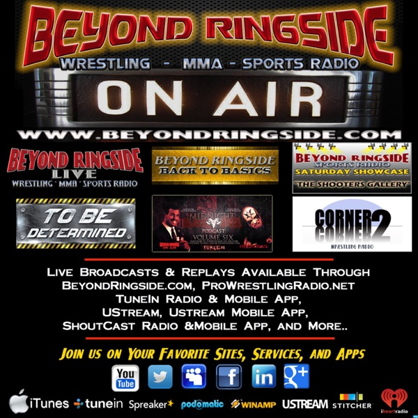 Beyond Ringside Podcast
