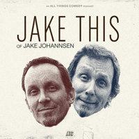 Podcast cover art for Jakethis of Jake Johannsen