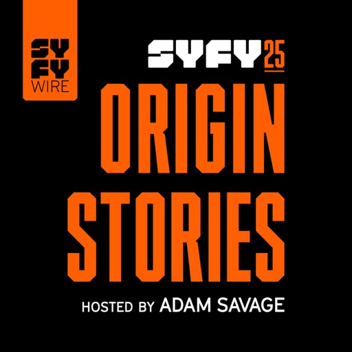 Cover image of SYFY25: Origin Stories