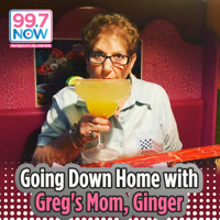 Going Down Home with Greg's Mom, Ginger podcast