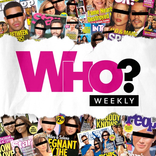 Cover image of Who? Weekly