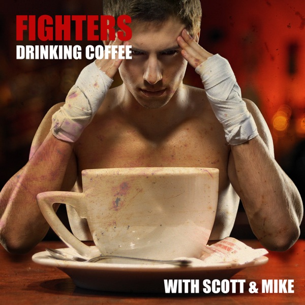 Fighters Drinking Coffee