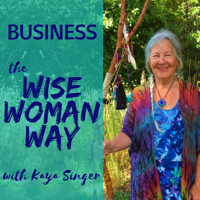 Business the Wise Woman Way podcast