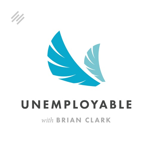Cover image of Unemployable: Advice for Freelancers and Entrepreneurs