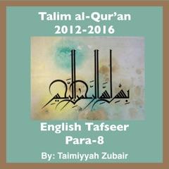 Talim al-Qur'an 2012-16-Para-8