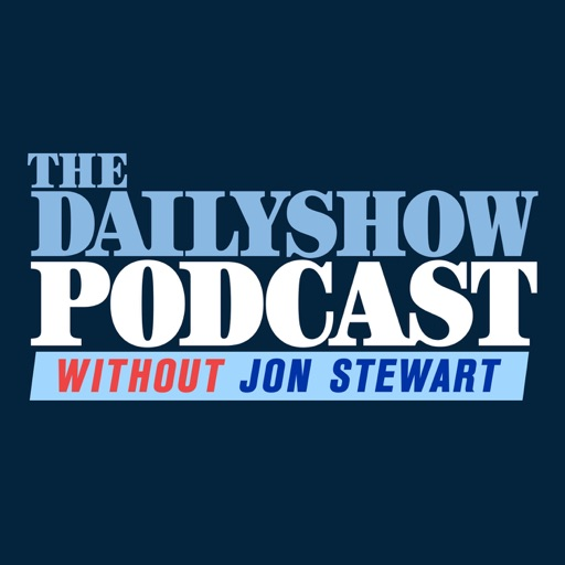 Cover image of The Daily Show Podcast without Jon Stewart