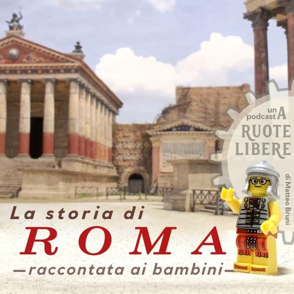 La storia di Roma, raccontata ai bambini