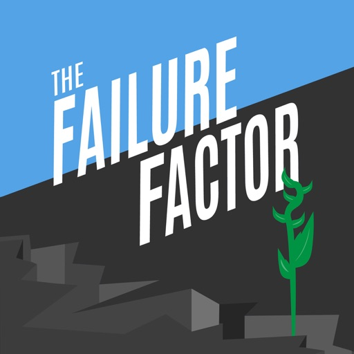 Cover image of The Failure Factor: Stories of Career Perseverance