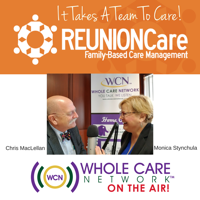 It Takes A Team To Care podcast