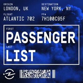 Image result for passenger list podcast