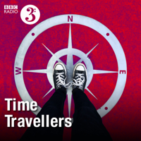 Podcast cover art for Time Travellers