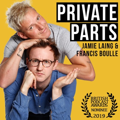 Private Parts:Jamie Laing & Francis Boulle