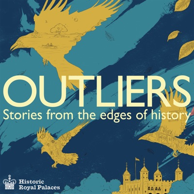 Outliers - Stories from the edge of history:Rusty Quill