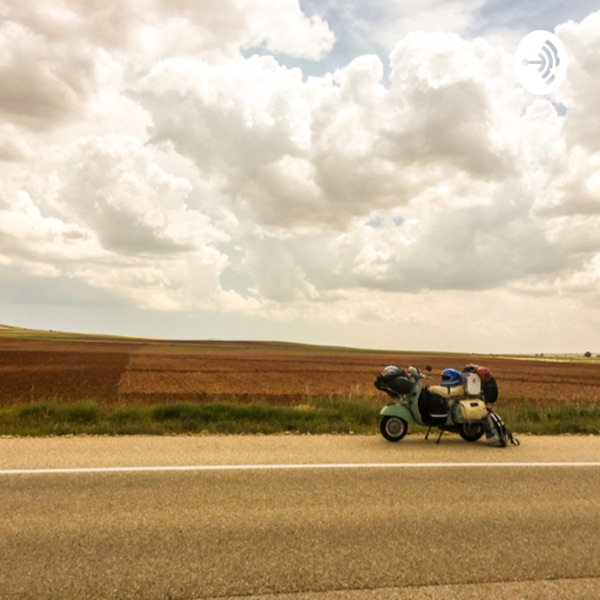 La Vida Vespa - the World in 80 days on a Scooter