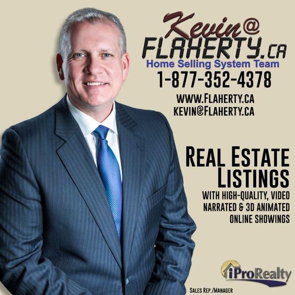 The Kevin@Flaherty.ca Home Selling System Real Estate Video Feed