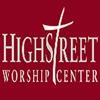 High Street Worship Center Sermon artwork