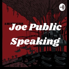Joe Public Speaking