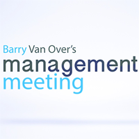 Barry Van Over's Management Meeting podcast