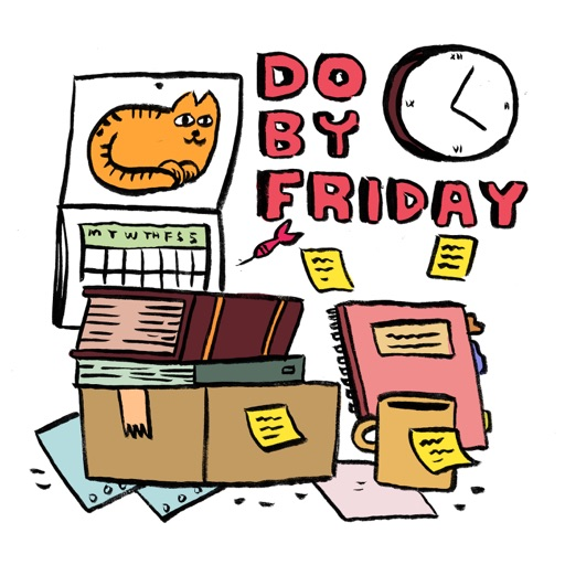 Cover image of Do By Friday