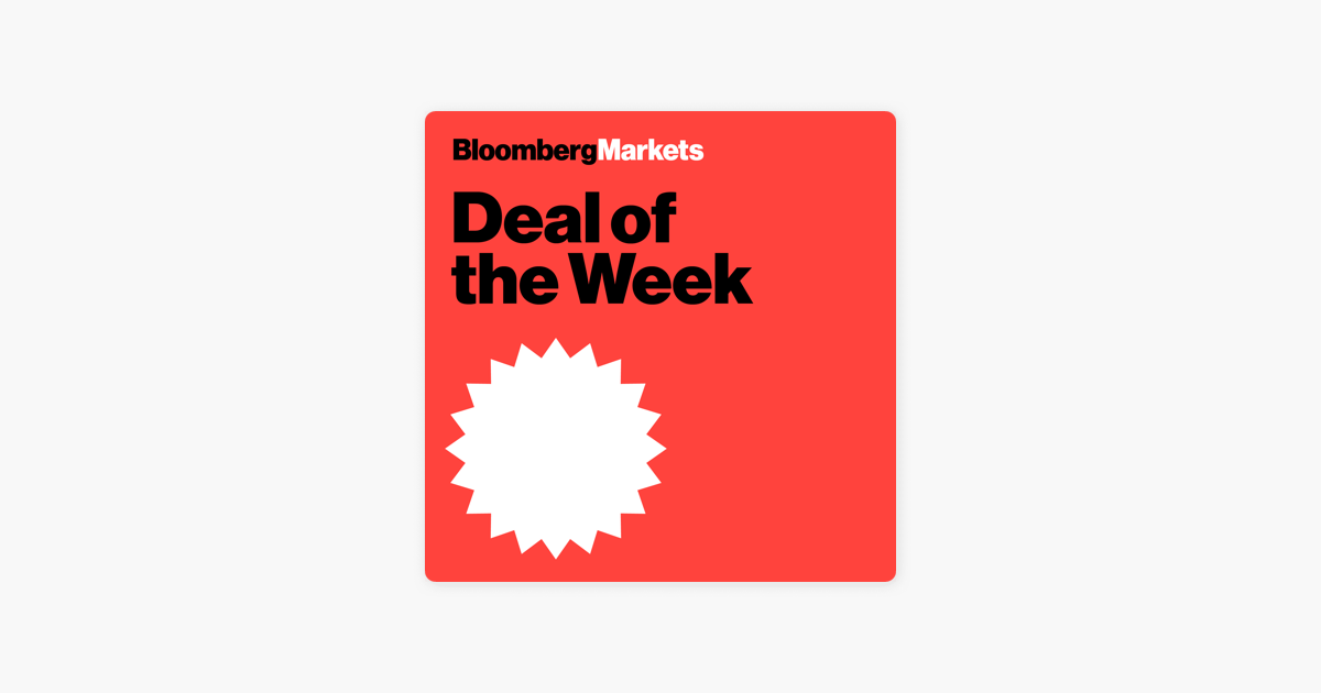 Deal of the Week on Apple Podcasts