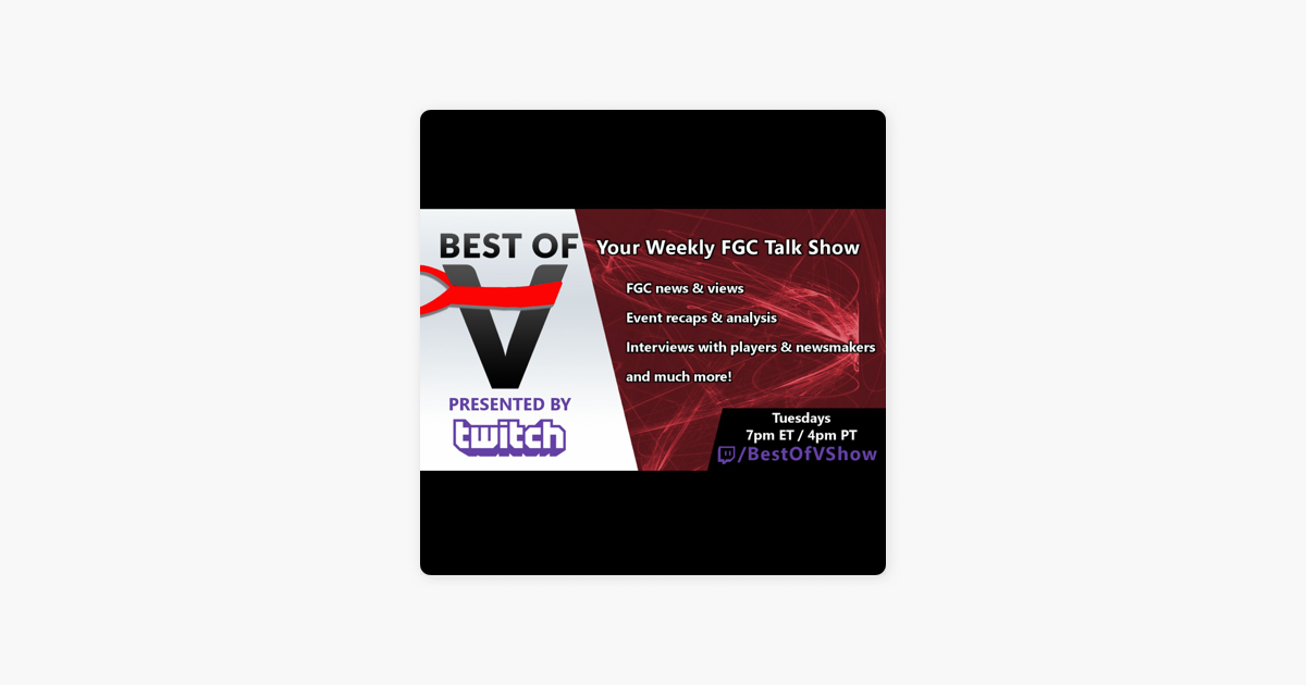 Best Of V on Apple Podcasts