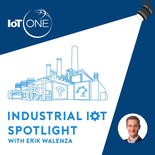 Cover image of Industrial IoT Spotlight