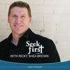 Seek First with Rick Brown artwork