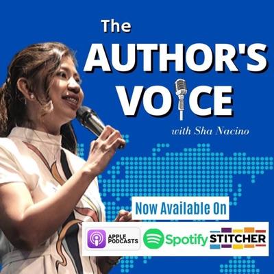 The Author's Voice with Sha Nacino